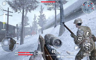 Call of Sniper WW2 Final Battleground MOD APK Unlimited Money