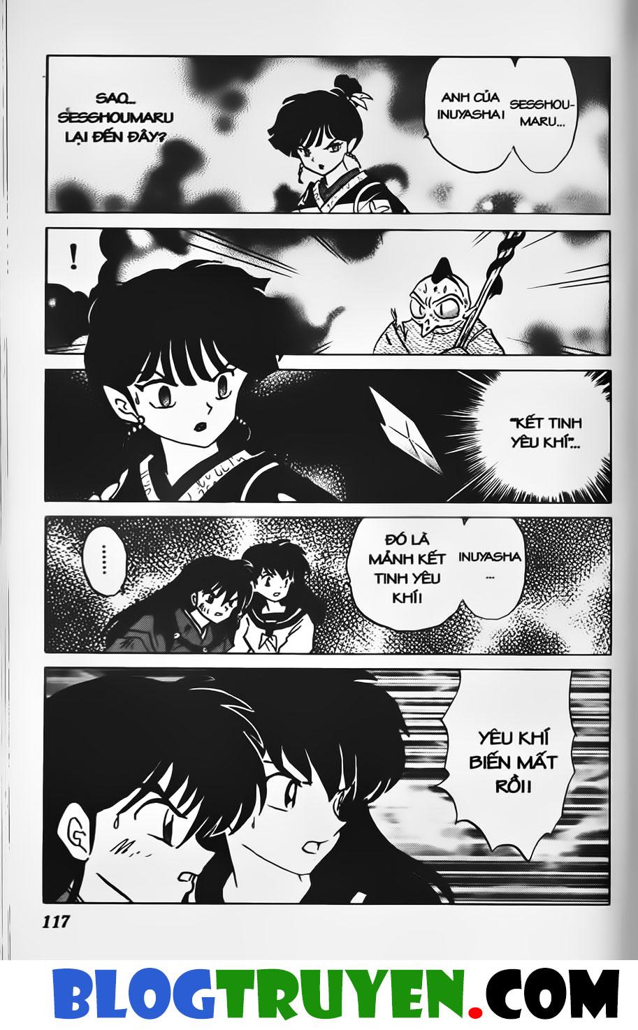 Inuyasha vol 37.7 trang 4