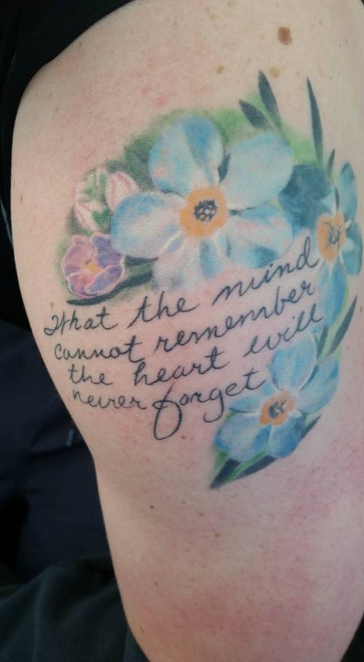 Watercolor Fashion Quote Desktop Wallpaper 25 Lovely Forget Me Not Flower Tattoo Designs