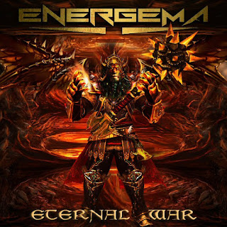 "Το τραγούδι των Energema ""Persida and the Red Dragon"" από το album ""Eternal War"""