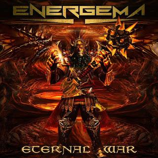 """Το τραγούδι των Energema """"Sands of Time"""" από το album """"Eternal War"""""""