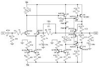 on ab amplifier schematic