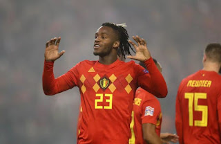 Valencia to give Michy Batshuayi a 'second chance