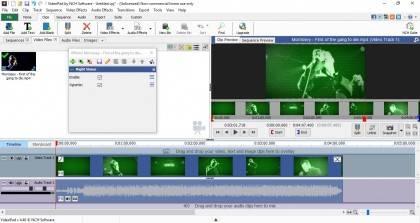VideoPad Video Editor Tool