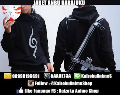 42 Desain Jaket Anime Keren Terbaik