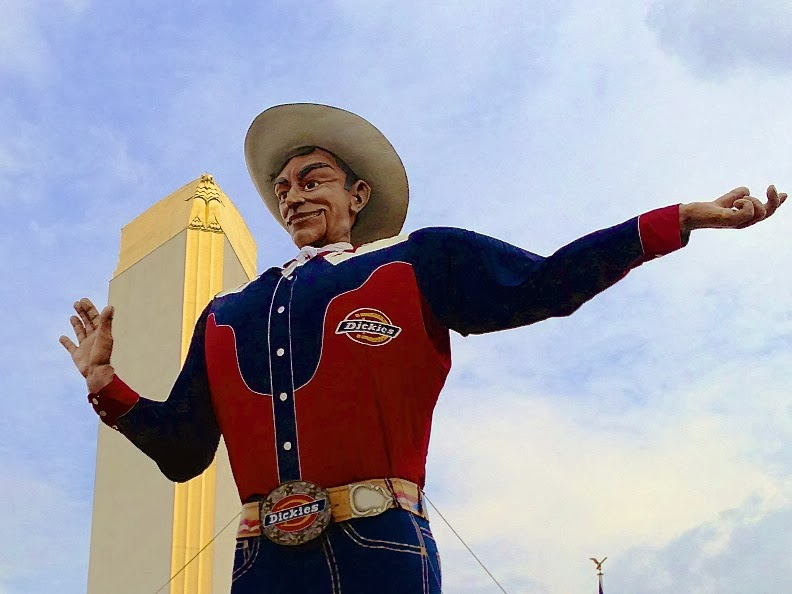 An Ode to Big Tex