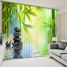 living room 3d curtains designs for windows