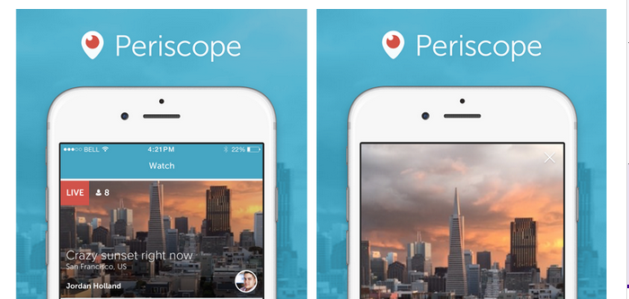 Twitter Announces its Own Livestreaming App, Periscope - DugomPinoy