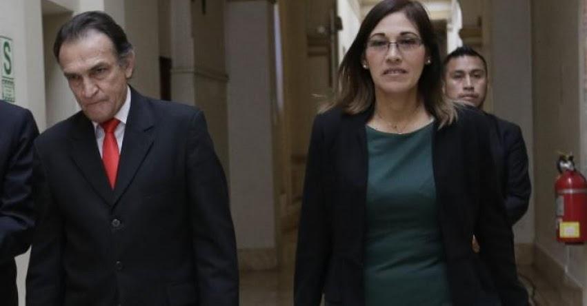 Fujimoristas discrepan sobre posible interpelación a ministro de Educación Daniel Alfaro