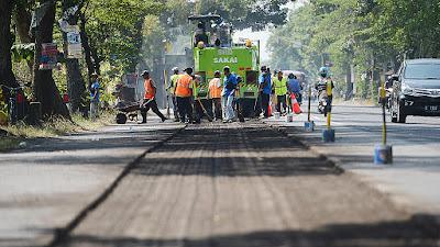 Jawa Barat Siap Tuntaskan Perbaikan 23 Ruas Jalur Mudik