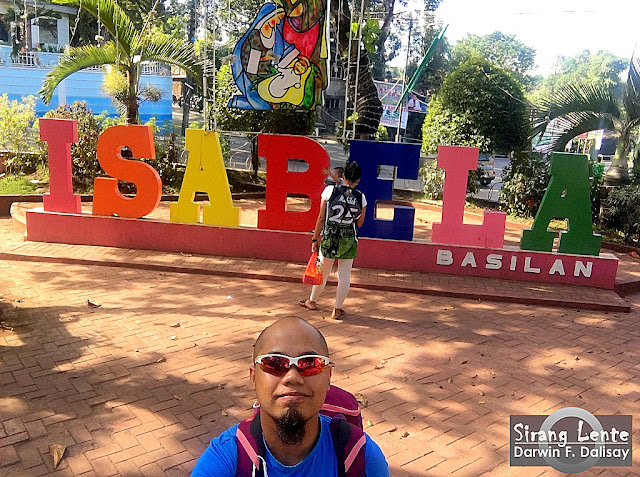 tourist spots in isabela basilan