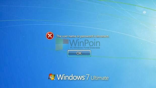 Lupa Password Windows 7 ?? Nih Cara Meresetnya..