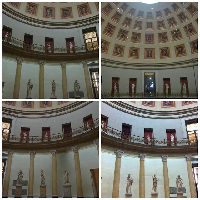 Altes Museum, Ilha dos Museus, Berlim