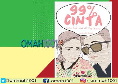 E-Book: 99% Cinta
