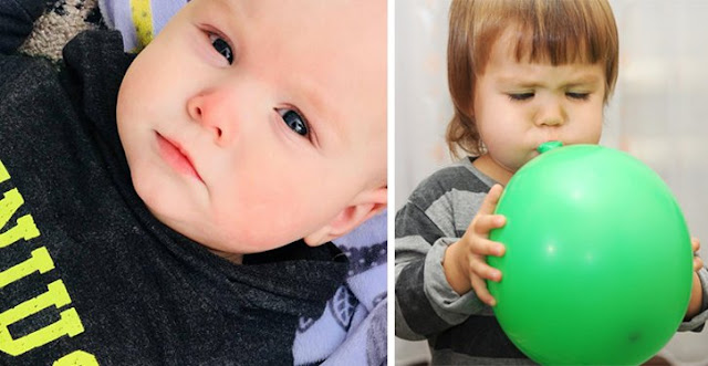 Mum Begs Other Parents Not To Repeat Her Mistake After Her Baby Dies From A Balloon