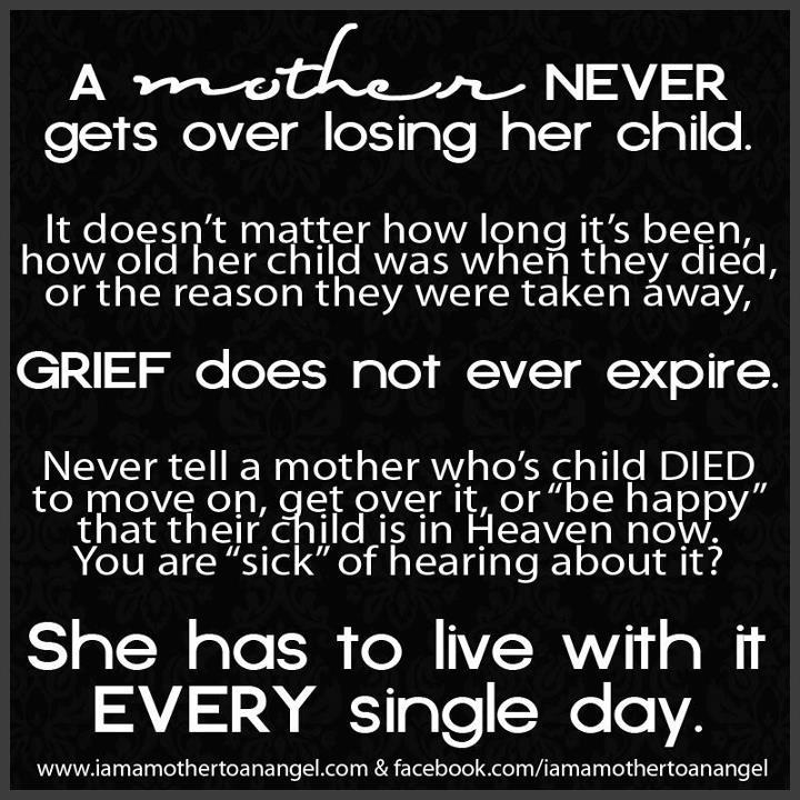 Losing A Mother Quotes From Son: Quotes On Grieving The Loss Of A Loved One