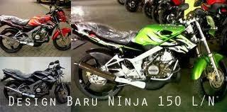 Daftar Harga Kredit Ninja 150 R L/N Kawasaki Terbaru 2015