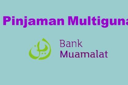 6 Hal yang harus diketahui mengenai Pinjaman Di Bank Muamalat
