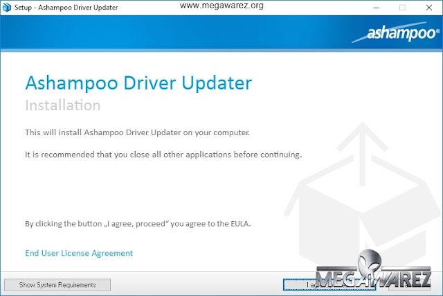 Ashampoo Driver Updater imagenes