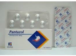 سعر ودواعى إستعمال أقراص بانتازول Pantazol للقرحة