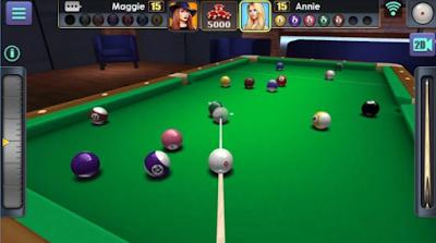 3D Pool Ball Mod Apk Terbaru Gratis