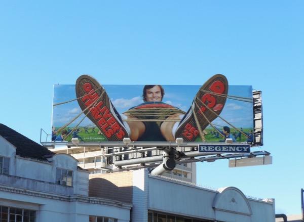 Gullivers Travels movie billboard Sunset Strip