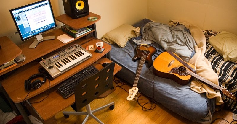 Monkey Stories - Starting Your Home Studio Like A Pro ...