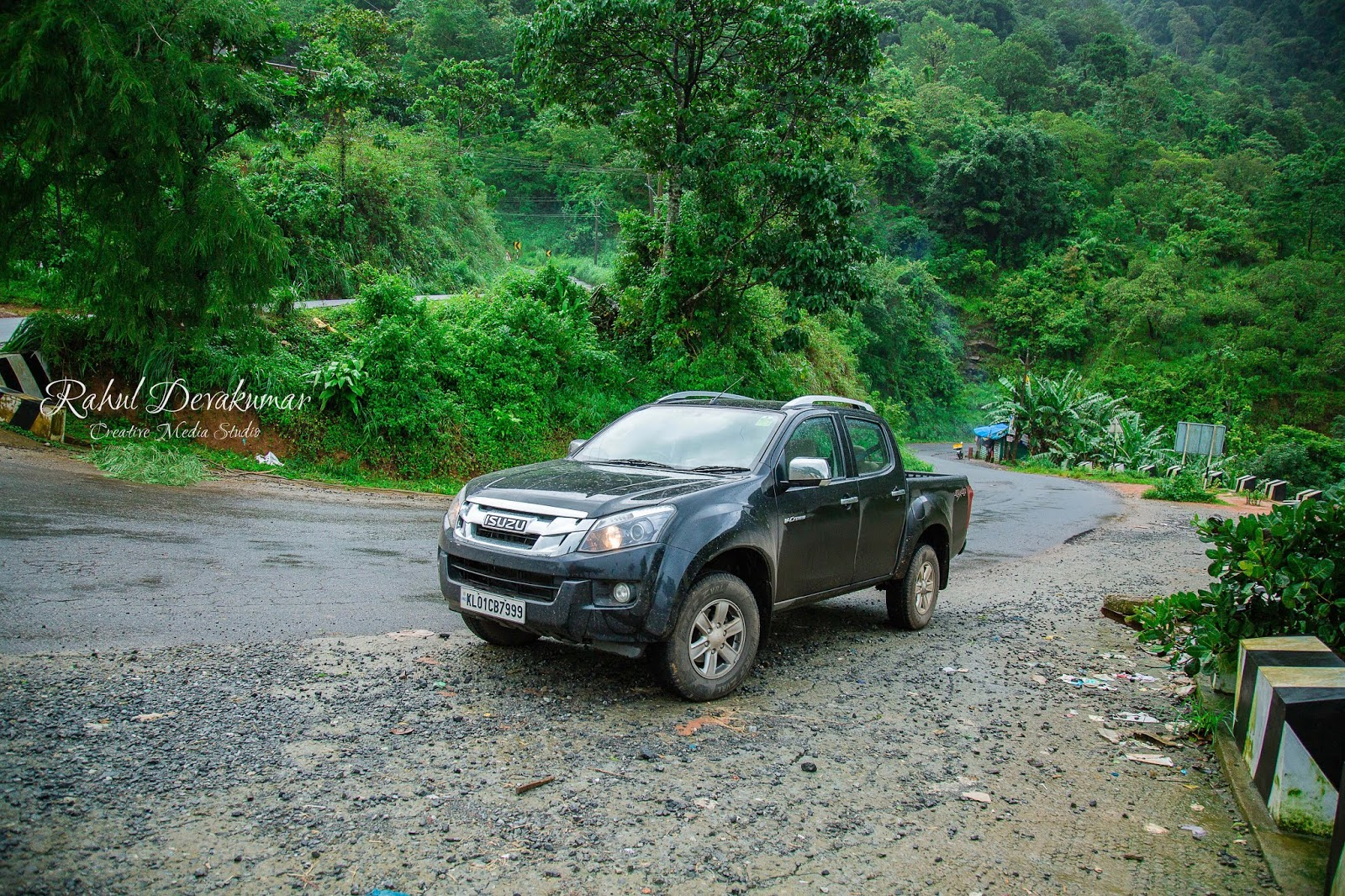 Coorg : Zavi's first road trip