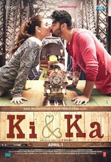 Ki & Ka mp3 songs.