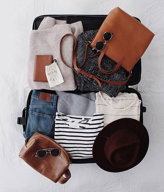 buongiorno A Coruña - La valigia invernale