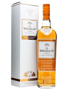 macallan amber nas scotch