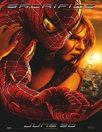Spider-Man 2 2004 Hindi Dual Audio BluRay Full Movie Download