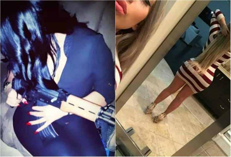 Las Impactantes Revelaciones De Pamela La Escort Del Cartel De Sinaloa