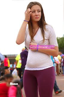 fotos chica bonita nalgona calzas