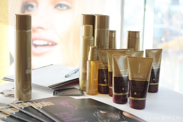 beautypress Blogger Event Oktober 2016 - Joico
