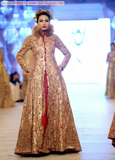Hsy Latest Bridal Collection At Pfdc L Oreal Paris Bridal
