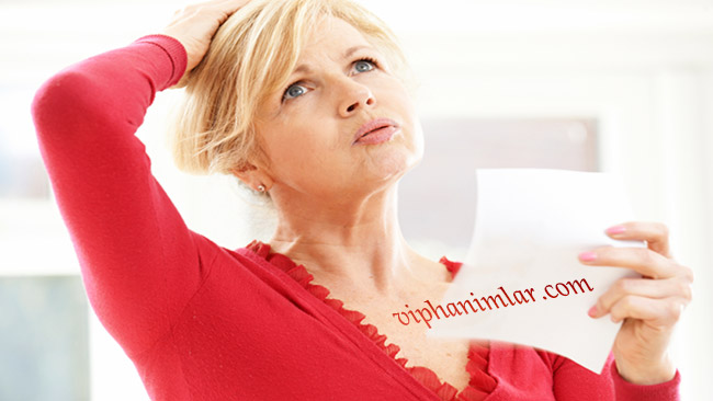 Menopoz Semptomları- viphanimlar.com