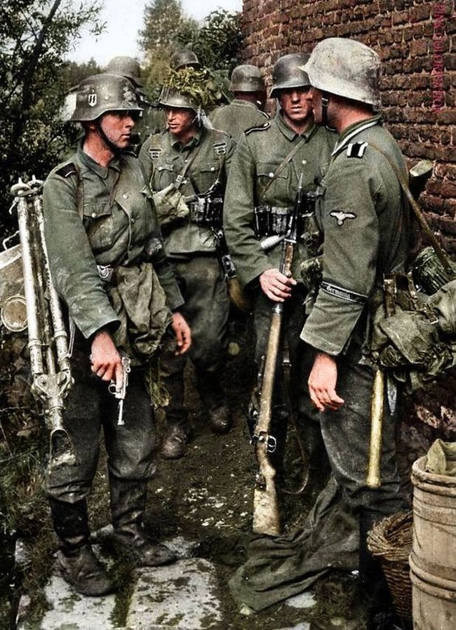 O To Ww Bing Com25 30: World War II In Pictures: Color Photos Of World War 2 Part 4