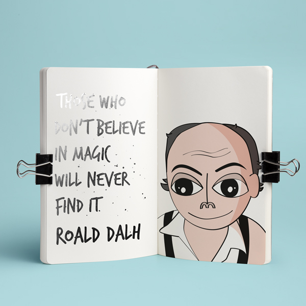 Happy B-Day Roald Dahl