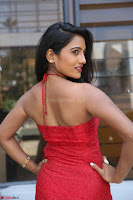 Mamatha sizzles in red Gown at Katrina Karina Madhyalo Kamal Haasan movie Launch event 158.JPG