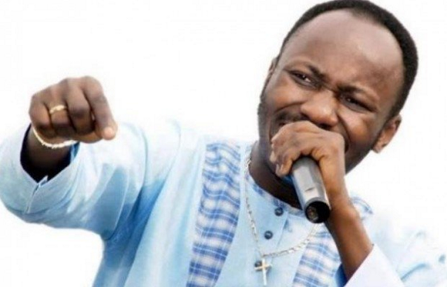 Apostle Suleman Blasts  Prophet TB Joshua