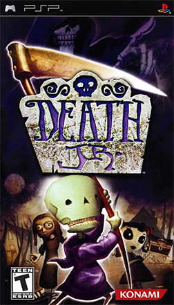 Death Jr. - PSP - ISO Download