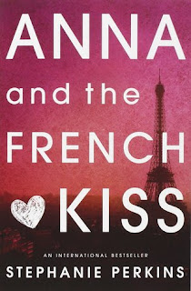 Anna and the french kiss, book, stephanie perkins, book, contemporary, romance, france, paris, ya, young adult