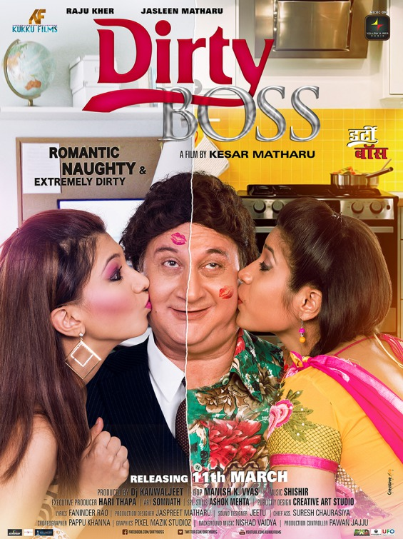 Dirty Boss (2016) HOT Hindi 400MB HDRip 480p x264