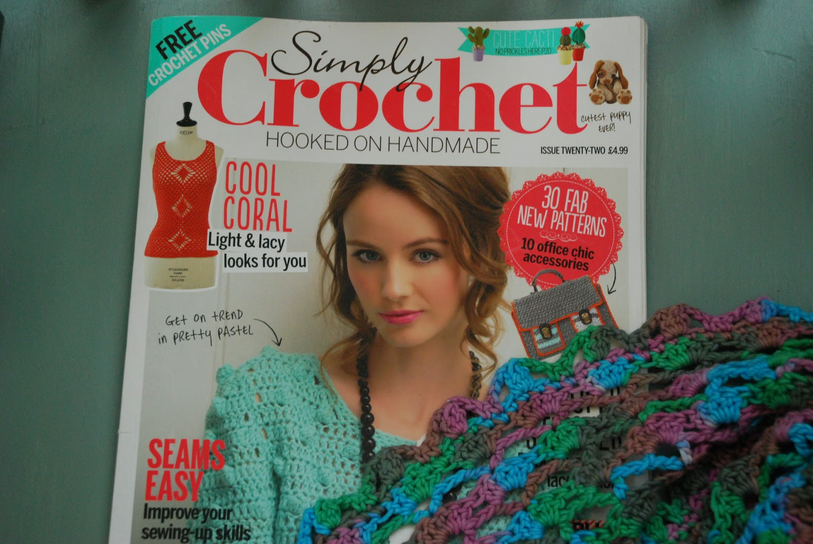 image if Simply Crochet Issue 22