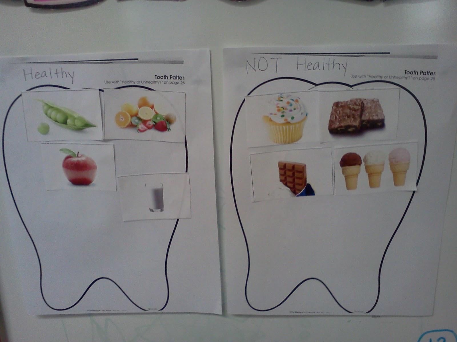 Mrs Jackson S Class Website Blog Dental Health Month