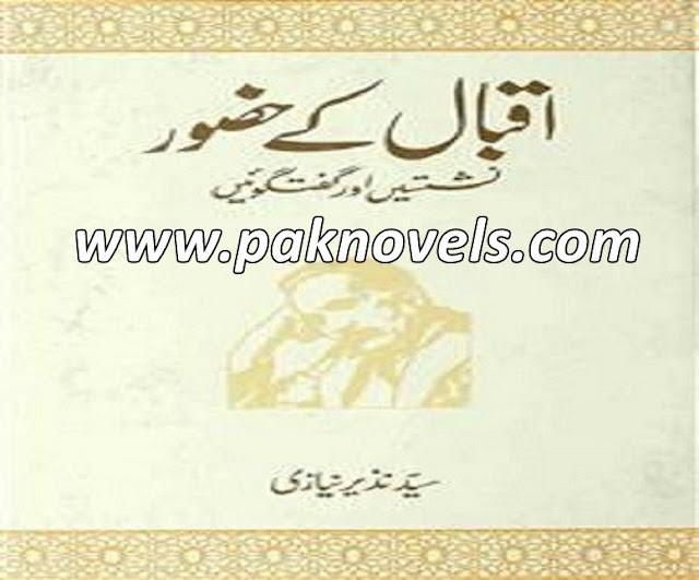 Iqbal Kay Huzoor Urdu Book By Syed Nazeer Niazi