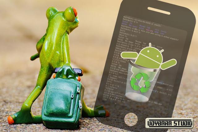 Cara Mudah Mengembalikan File, Foto dan Data yang Terhapus di HP Android