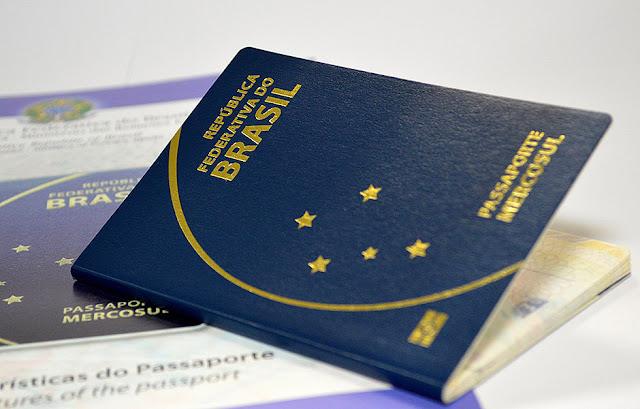 Passo a passo de como tirar o passaporte