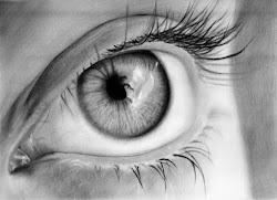 eyes drawings pencil realistic drawing